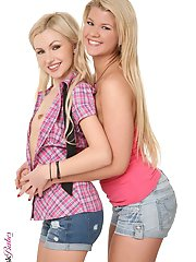 Zorah White & Sasha Rose